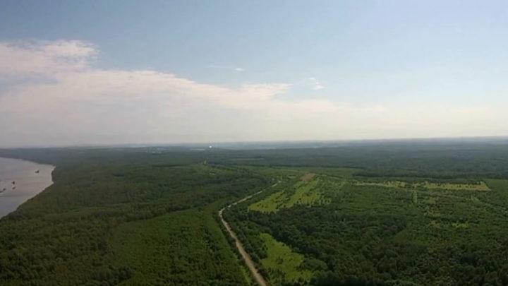Марийское Присурье — природный заказник на берегах реки Сура