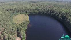 Юго-восточная часть озера Шарьер