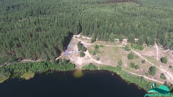 Бывшая территория пионерского лагеря и дома отдыха