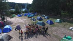 Детский палаточный лагерь Розовый одуванчик