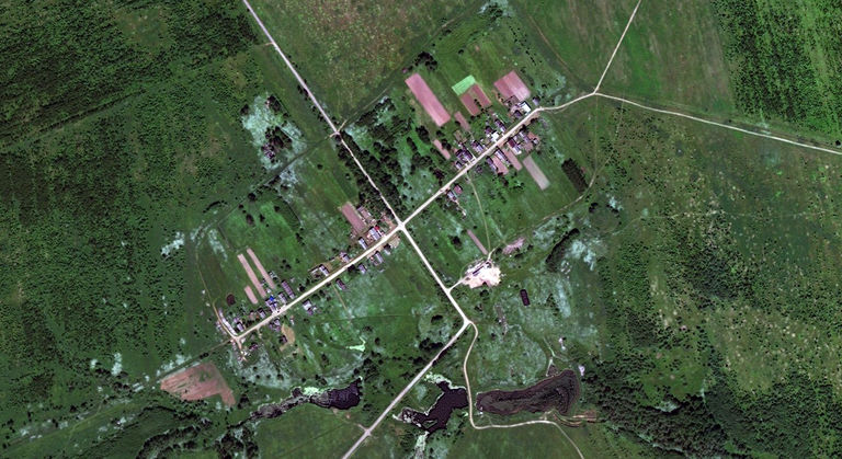 Большой Пинеж — деревня в Килемарском районе