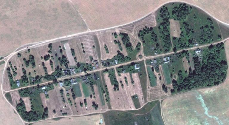 Шуварово — деревня в Мари-Турекском районе