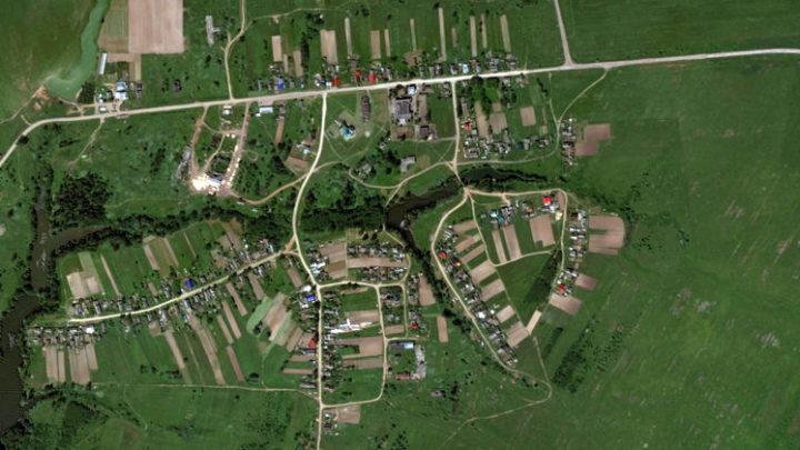 Нежнур — село в Килемарском районе