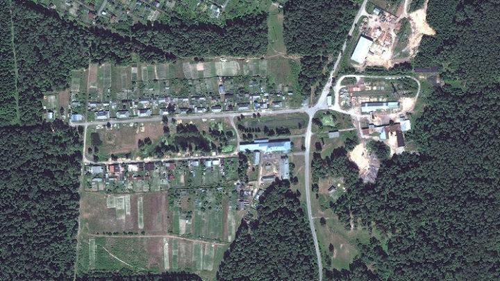 Зеленый — посёлок в Медведевском районе