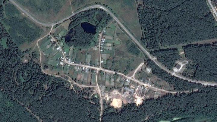 Апаево — деревня в Горномарийском районе