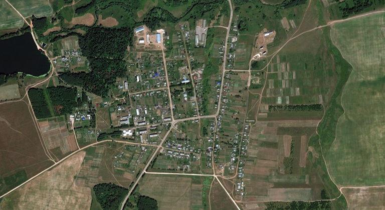 Казанское — село в Сернурском районе