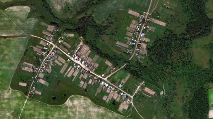 Ашланка — деревня в Волжском районе