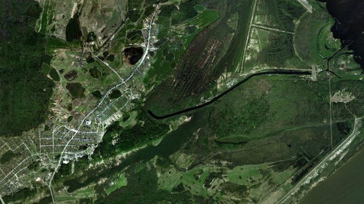 Озерки — деревня в Горномарийском районе
