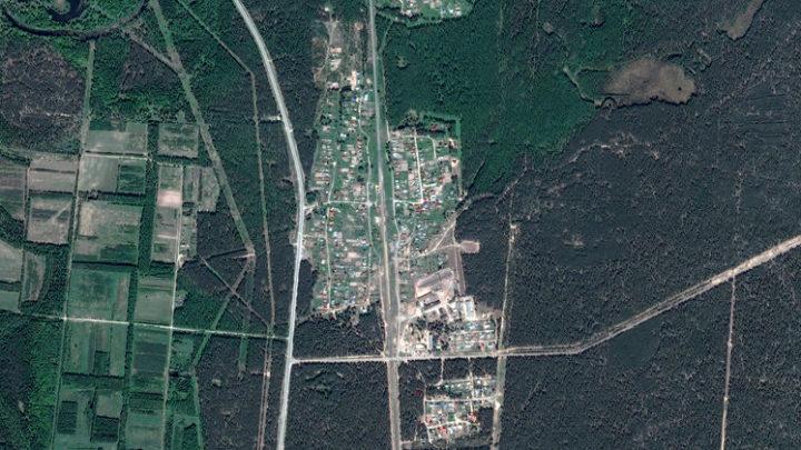 Илеть — посёлок в Звениговском районе
