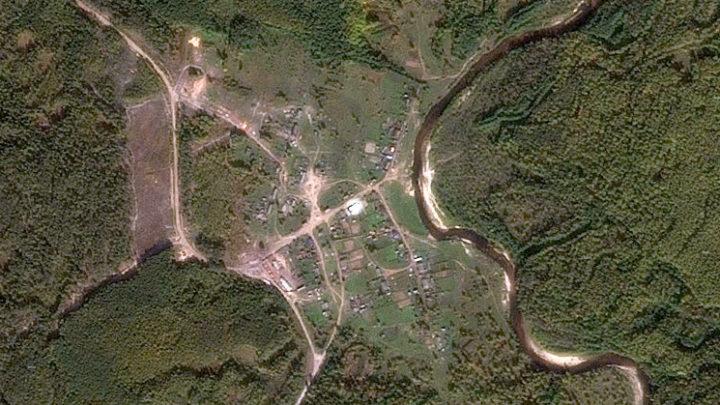 Три Рутки — посёлок в Горномарийском районе