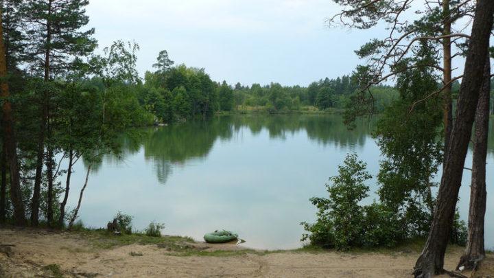 Озеро Светлое — гидрологический памятник природы