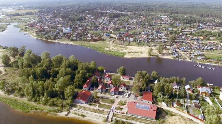 Олимп — база отдыха в Звениговском районе