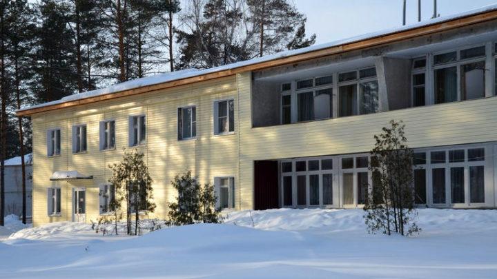 Шап — оздоровительный комплекс в Медведевском районе