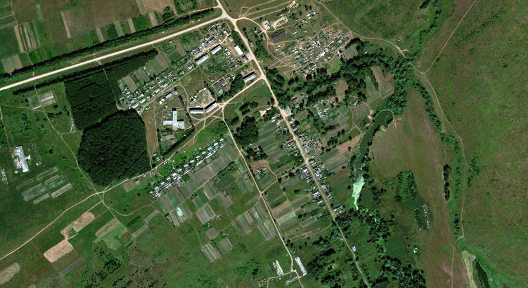 Калеево — деревня в Сернурском районе