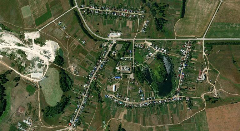 Коркатово — деревня в Моркинском районе