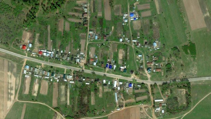 Пертнуры — село в Горномарийском районе