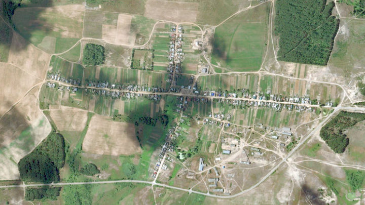 Кульбаш — деревня в Моркинском районе