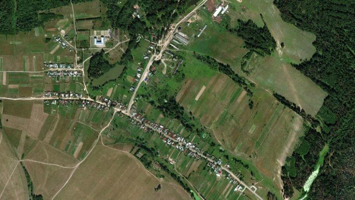 Себеусад — деревня в Моркинском районе