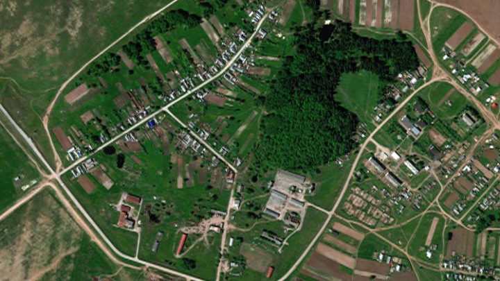 Шорсола — деревня в Куженерском районе