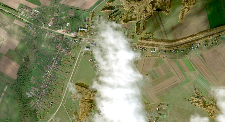 Микряково — село в Горномарийском районе