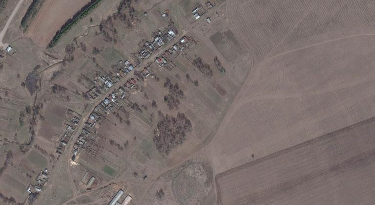Большая Вочерма — деревня в Мари-Турекском районе