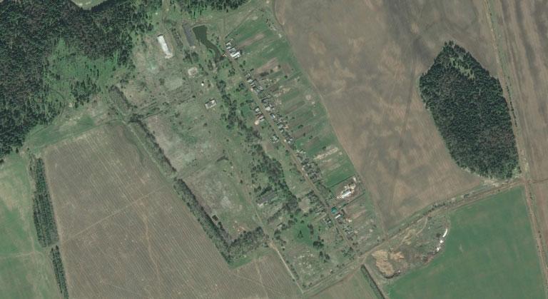 Письменер — деревня в Мари-Турекском районе