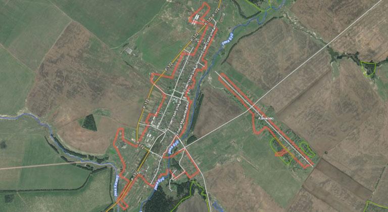 Косолапово — село в Мари-Турекском районе