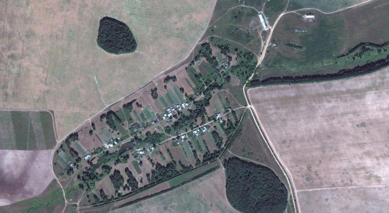 Орсюба — деревня в Мари-Турекском районе