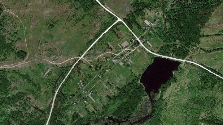 Растегаиха — деревня в Юринском районе