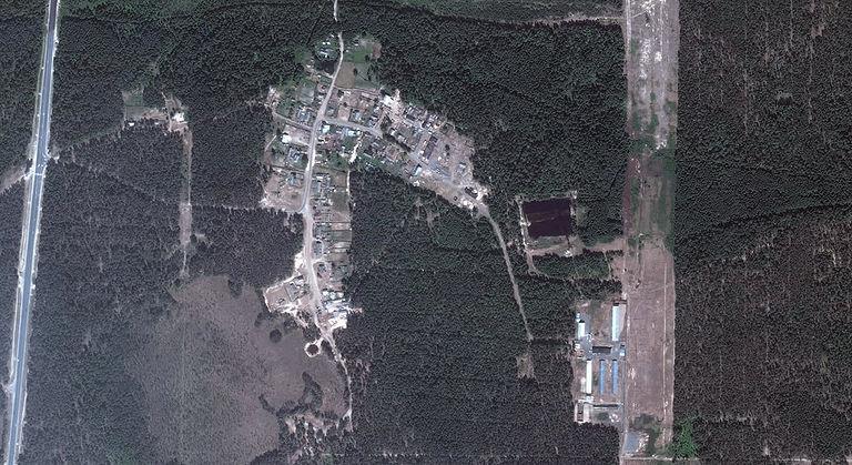 Студенка — посёлок в Медведевском районе