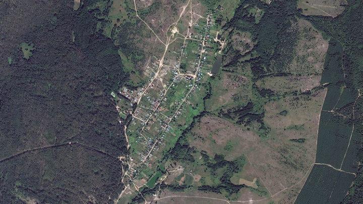 Алексеевское — село в Волжском районе
