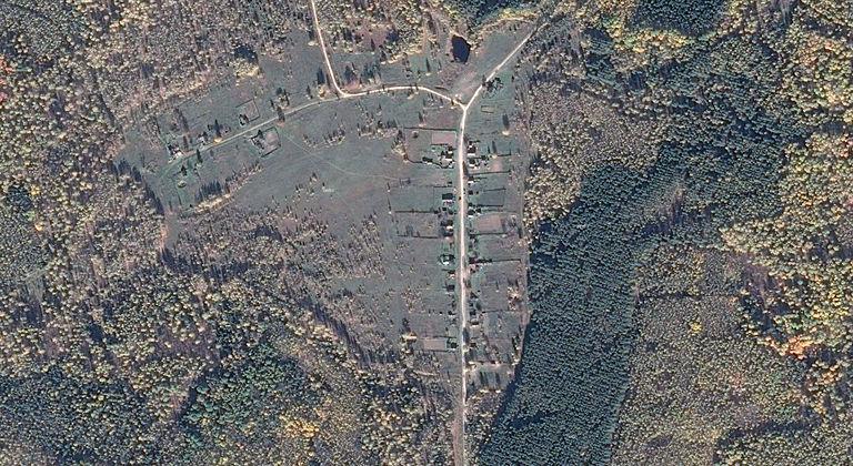 Красное Иваново — деревня в Горномарийском районе