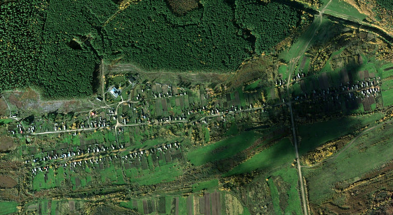 Суходол — деревня в Юринском районе