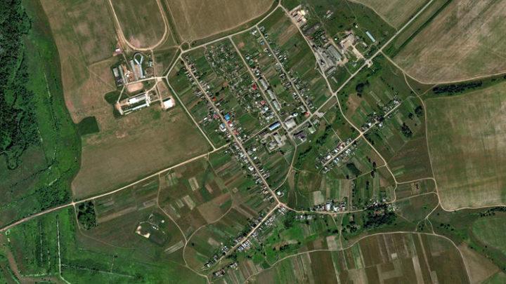 Чкарино — село в Советском районе