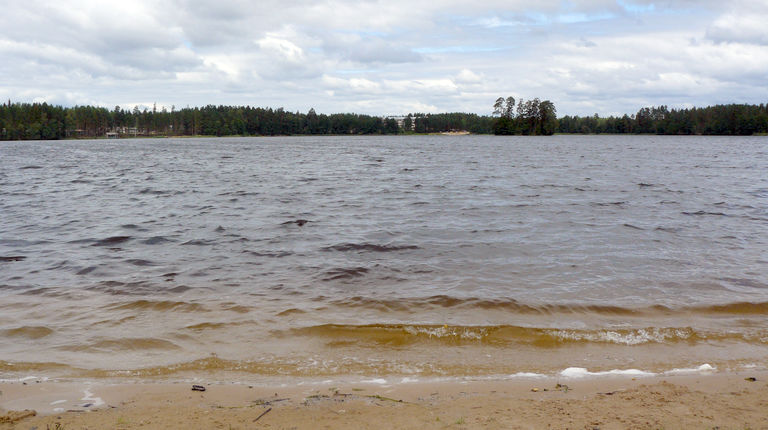 Озеро Таир — гидрологический памятник природы