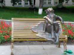 Скульптура Йошкин кот