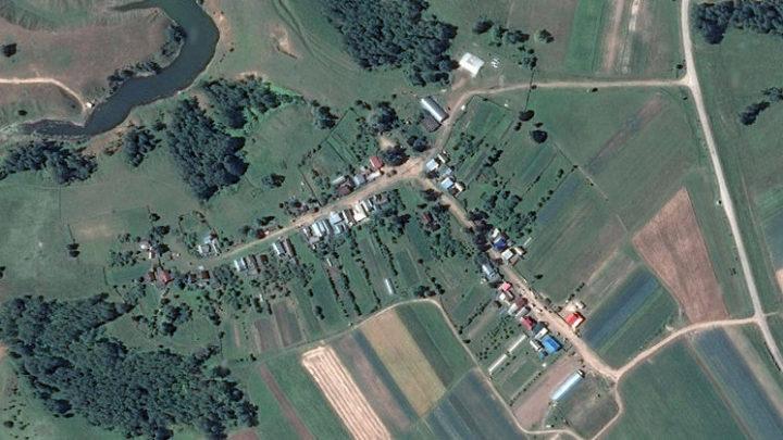 Красная Горка — деревня в Горномарийском районе