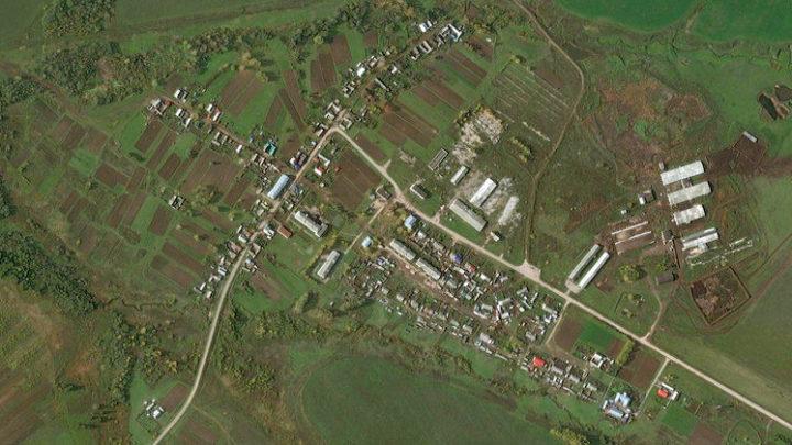 Иштымбал — деревня в Куженерском районе