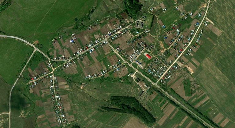 Петъял — деревня в Волжском районе