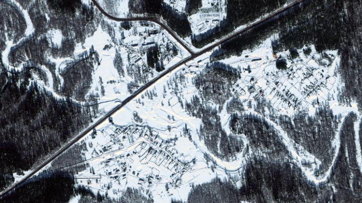 Красный мост — посёлок в Килемарском районе