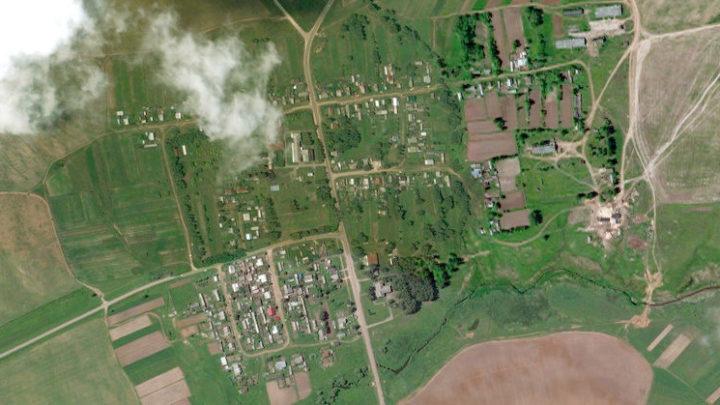 Куракино — село в Параньгинском районе