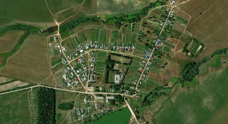 Кужмара — село в Советском районе