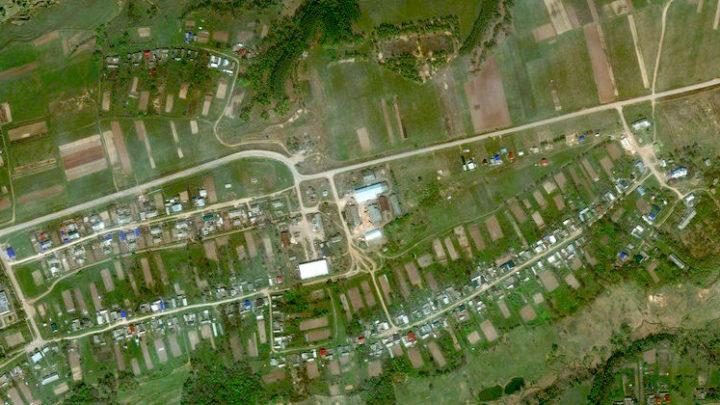 Кузнецово — село в Горномарийском районе
