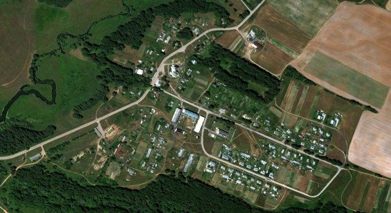 Масканур — село в Новоторъяльском районе