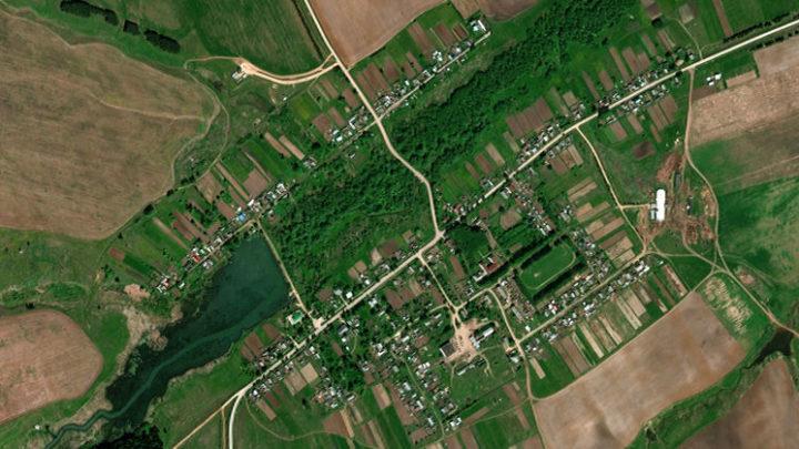 Юледур — село в Куженерском районе